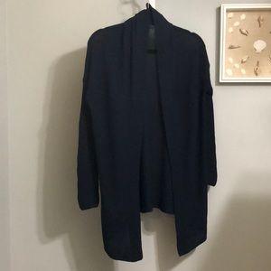 NEW Jarbo Open Front Cardigan - Navy Blue